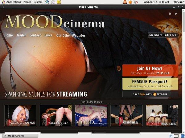 Mood Cinema Get Membership