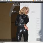 Fetish Latex Girl Account And Password