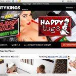 Happytugs.com Passwort