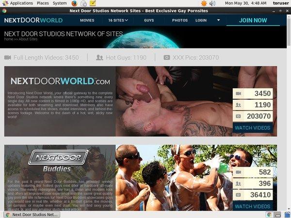 Next Door Twink Site