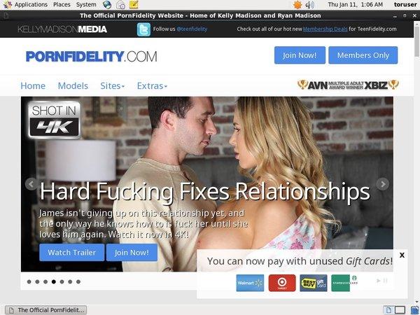 Pornfidelity.com Discount Membership Deal