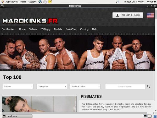 Hardkinks.fr Official