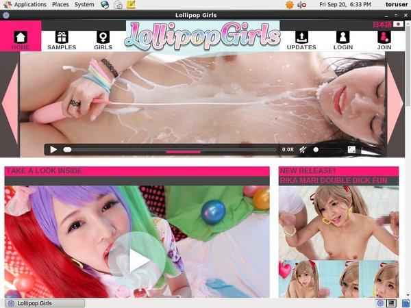 Lollipop Girls Hot Sex