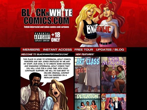 Blacknwhitecomics Access Free
