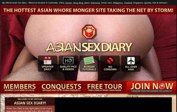 Asiansexdiary Free Sign Up