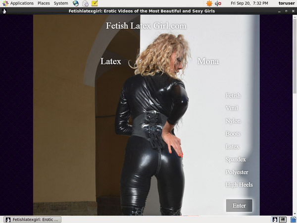 Fetish Latex Girl Twitter